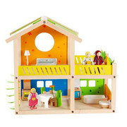 Hape Toys Happy Villa