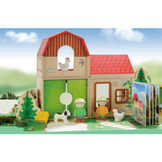 Hape Toys Farm Family