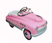 Airflow Collectibles Pink Comet Car-AF112