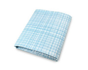 Olli and Lime Hatch Crib Sheet - Blue