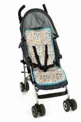 Mezoome Design Organic Stroller Liner