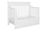 DAVINCI Glenn 4 in 1 Convertible Crib w/ Conversion Kit in White