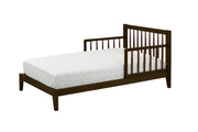DAVINCI Highland Toddler Bed in Espresso Finish