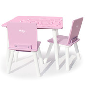 COOL TABLE & CHAIRS - FLOWER BLOSSOM