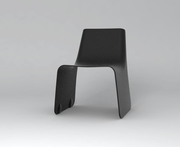 Carbon Slip Chair by Orange 22