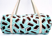 Aunt Bucky Ice Cream Sandwich Duffle Bag