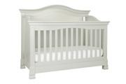 MDB Classic Louis 4-in-1 Convertible Crib  - Dove Grey
