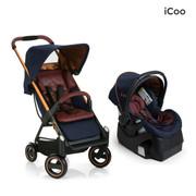 iCoo Acrobat & iGuard Infant Seat - Copper Blue