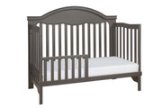 MDB Classic Etienne 4 in 1 Crib - Manor Grey