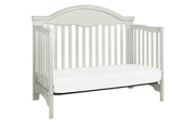 MDB Classic Etienne 4 in 1 Crib - Dove Grey