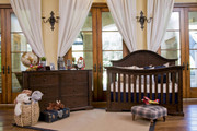MDB Classic Tilsdale 4 in 1 Crib - Walnut