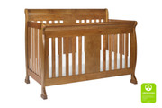 Davinci Porter Convertible Crib in Chestnut