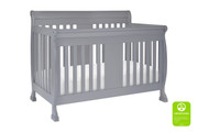 Davinci Porter Convertible Crib in Grey