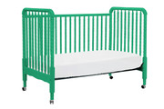Davinci Jenny Lind Crib w Conversion Kit Emerald