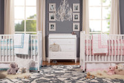 Davinci Jenny Lind 3 Drawer Changer Dresser in White