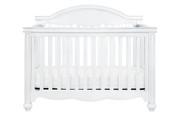MDB Classic Etienne 4 in 1 Crib in White