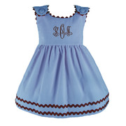 Princess Linens Bon Bon Corduroy Dress