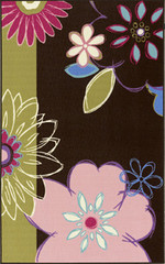 Dalyn Rug Company Childrens Rugs 4Ever Young FV4 - Chocolate