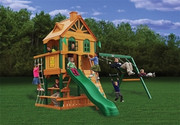 Gorilla Playsets Riverview - Wood Roof