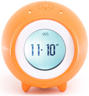 Nanda Home Tocky Analog Alarm Clock - Orange