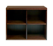 Babyletto Modo Open Cupboard in Espresso Finish