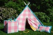 Lucy & Michael Play Tent - Sophia