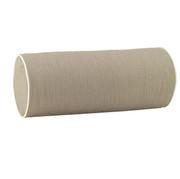 Oilo Cobblestone Bolster Pillow - Taupe