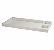 DwellStudio Mid-Century Changing Station in French White