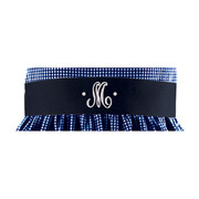 Princess Linens Grosgrain Sash - Navy