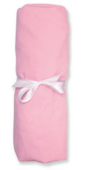 Trend Lab Pink Cotton Jersey Sheet- Quantity of 2