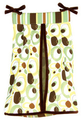 Trend Lab Giggles Diaper Stacker