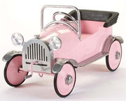 Airflow Collectibles Pink Princess Pedal Car-AF102