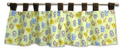 Trend Lab Chibi Zoo Window Valance
