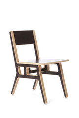 Context Furniture Truss Cafe Chair