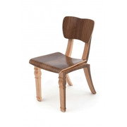 Context Furniture William & Mary Boheme Cafe Chair