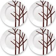notNeutral Season Dinner Plate - Set of 4