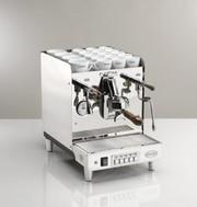 Elektra Model ART.T1 Sixties Chrome Commercial Espresso Machine - 110 volts 20 AMP