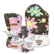 Trend Lab Blossoms Blooming Bouquet 3 Piece Set