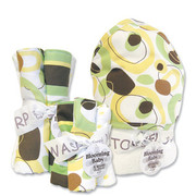 Trend Lab Giggles Blooming Bouquet 3 Piece Set