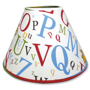 Trend Lab Dr. Seuss ABC Lampshade