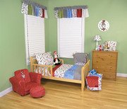 Trend Lab Dr. Seuss Cat in the Hat Toddler Bedding