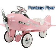Airflow Collectibles Fantasy Flyer Pedal Plane - 9001PA