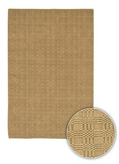 Chandra Rugs Art ART3552 Contemporary Natural Jute Rug