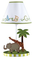 Teamson Design Kids Alphabet Table Lamp
