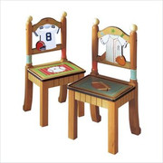 Teamson Design Kids Little Sports Fan Chair - Set of 2