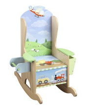 Teamson Design Kids Transportation Potty Chair