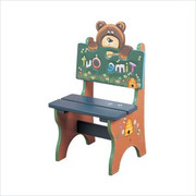 Teamson Design Kids Sunny Safari Time Out Chair - Bear