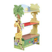 Teamson Design Kids Sunny Safari Bookcase