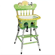 Teamson Design Kids Sunny Safari Baby High Chair