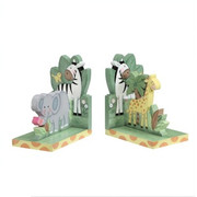 Teamson Design Kids Sunny Safari Bookends